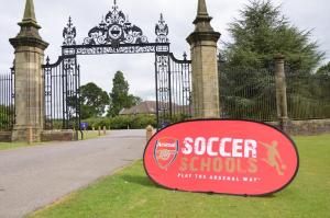 Soccer schools at Worth